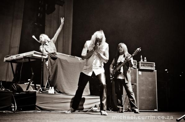 Uriah Heep at GrandWest, 1 June 2010